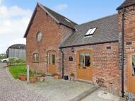 Barn Conversion to rent in Jack Lane, Weston, Crewe