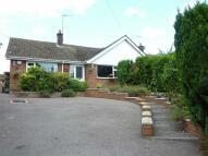 Semi-Detached Bungalow for sale in Heathfield Road, Audlem...