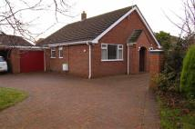 Dean Close Detached Bungalow for sale
