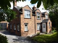 3 bedroom Cottage for sale in Manor Road, Sandbach
