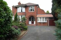 Detached home for sale in Crewe Road, Sandbach