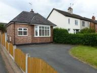 Detached Bungalow for sale in Crewe Road, Winterley...