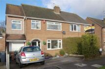 semi detached home in Brook Road, Trentham...