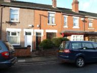 2 bed Terraced home in Buccleuch Road, Normacot...