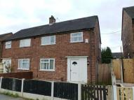 3 bed semi detached home for sale in Cheviot Close, Knutton...