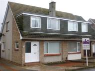 3 bed semi detached house in Leven Road, Troon, KA10