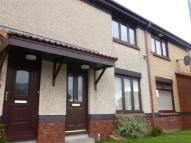 Terraced property in Ranken Crescent, Irvine...