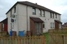 1 bedroom Apartment to rent in Ardgour Road, Kilmarnock...
