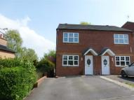 2 bed semi detached house in The Crest, Stone...