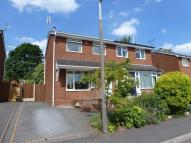 2 bedroom semi detached property in Jordan Way, Stone...