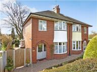 3 bed semi detached home for sale in Mount Road, Stone...