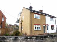 2 bed semi detached property in Woodlands Avenue, Stone...