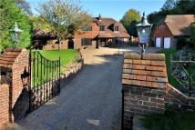 4 bed Equestrian Facility house in Slip Lane, Alkham, Dover...