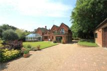 4 bed Detached house for sale in Willesborough Road...