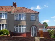 3 bedroom semi detached home to rent in Stoneleigh Road, BRISTOL