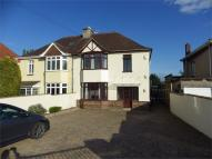 3 bed semi detached property to rent in West Town Lane, Bristol