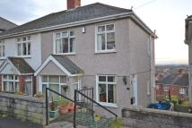 3 bedroom semi detached property in Milton Road, Newport...