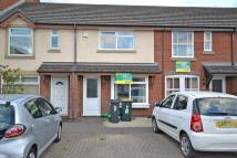 Terraced home in Wright Close, Newport...