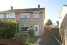 3 bed semi detached home for sale in Stirling Avenue, Bawtry