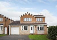 Detached house in Rye Croft, Tickhill