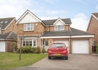 Detached house for sale in Fountain Court...