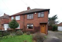 3 bedroom semi detached home in 31 Milcroft Crescent...