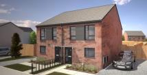 new house in Pegasus Way, Balby...