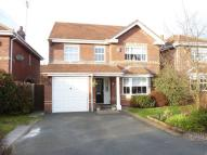 4 bed Detached house for sale in Potter Close, Willaston...
