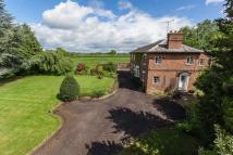 property for sale in Mount Pleasant, Audlem, Near Nantwich
