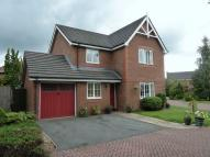 4 bedroom Detached home in Potter Close, Nantwich