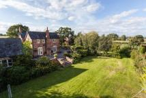 Detached property in Audlem, Near Nantwich