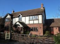 Detached house in Weston, Near Nantwich