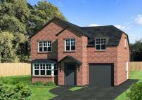 new property for sale in London Road,  Nantwich