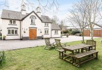 Detached property for sale in Audlem Road, Hankelow