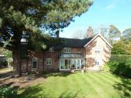 4 bed Detached house for sale in Main Road, Betley