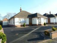 Detached Bungalow in Mount Drive, Nantwich