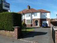 semi detached house for sale in Church Lane, Wistaston