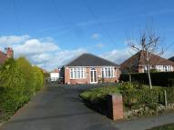 Church Lane Detached Bungalow for sale