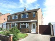 3 bedroom semi detached home in Deans Drive, Borrowash