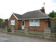 Detached Bungalow in Gladstone Road, Spondon