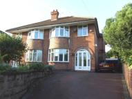 semi detached home in Morley Road, Chaddesden