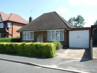 2 bedroom Detached Bungalow for sale in Parkside Road, Chaddesden
