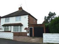 2 bed semi detached property in Borrowfield Road, Spondon