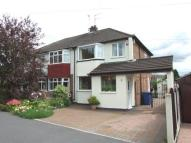3 bed semi detached house for sale in Sandringham Drive...