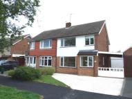 3 bedroom semi detached home for sale in Chesterton Road, Spondon