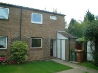 End of Terrace home to rent in Barlow Close, WALLINGTON