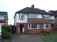 3 bedroom semi detached house to rent in Downs Way, Epsom