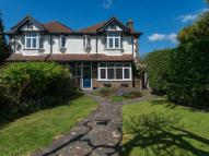 semi detached property in Garden Close, Wallington