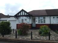 Hallowell Avenue Semi-Detached Bungalow to rent