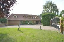 Detached home in Musgrave Close...